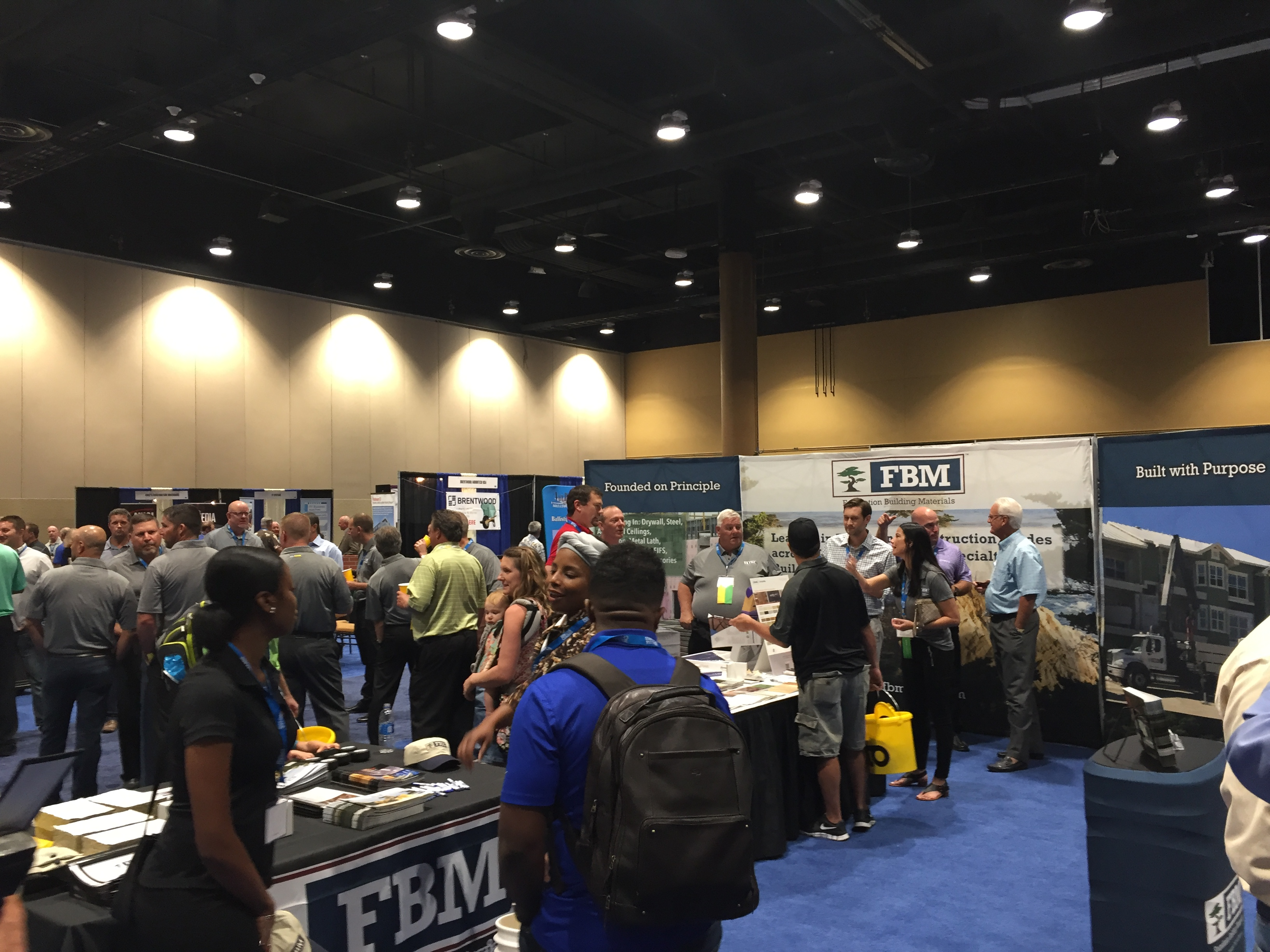 Foundation Building Materials Sponsors the Florida Walls and Ceilings Contractors Association (FWCCA) Annual Convention