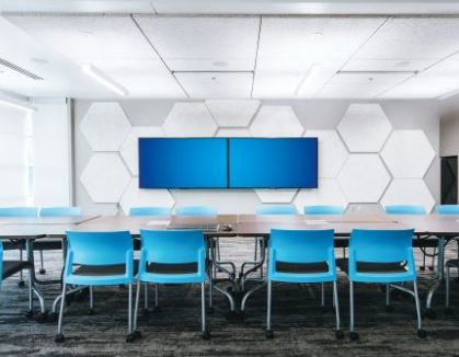 FBM Features TECTUM® Wall and Ceiling Panel Solutions from Armstrong®