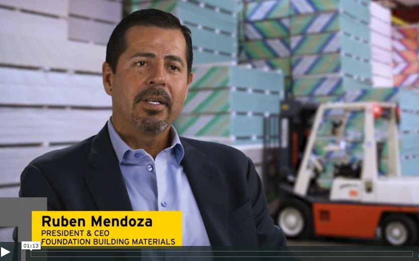 FBM CEO Ruben Mendoza selected as 2018 Entrepreneur of the Year Orange County!